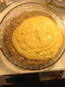 low carb pumpkin cheese cake