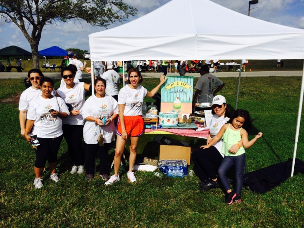 Fittoserve at Heartbeat of Miami's Annual 5K