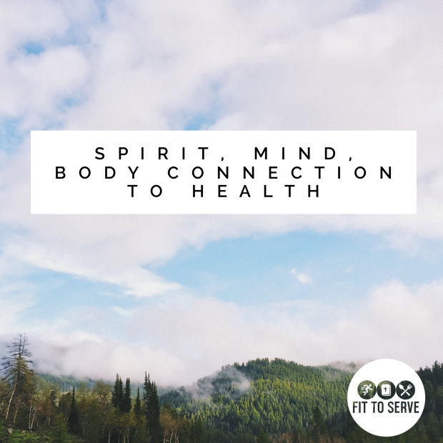 spirit, mind and body connection