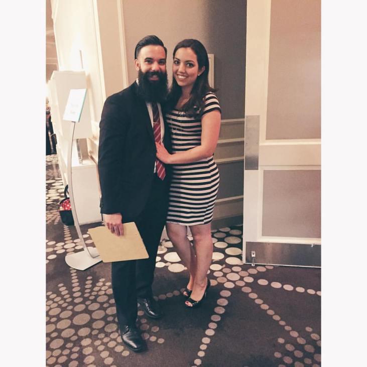 Associate pastors Ricky and Briana Gallinar