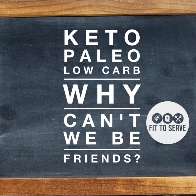 Is Keto the new Paleo