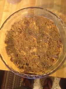 low carb crust