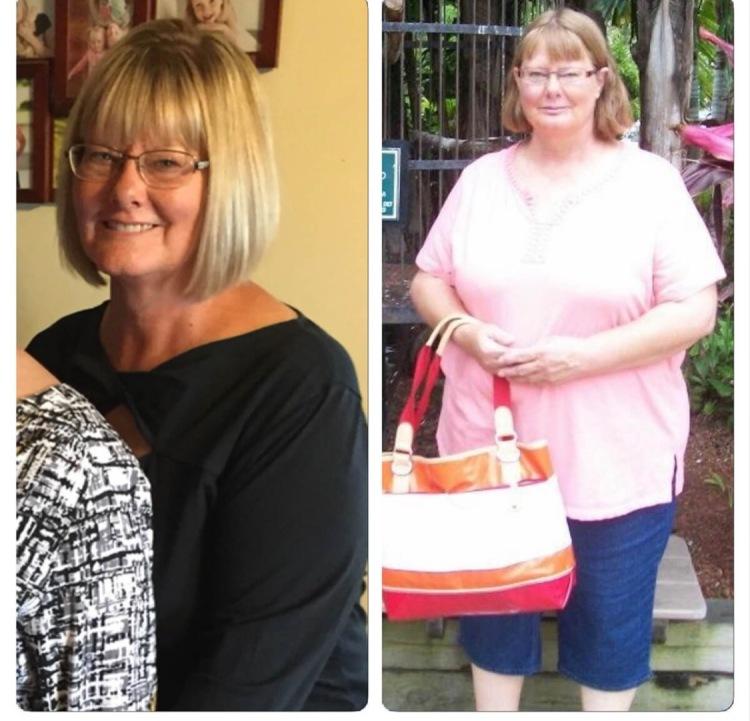 Terry Riley Pruvit Transformation
