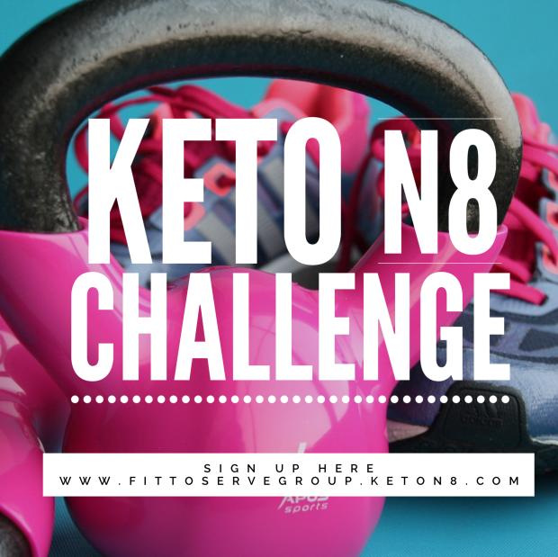 Pruvit Keto N8 Challenge