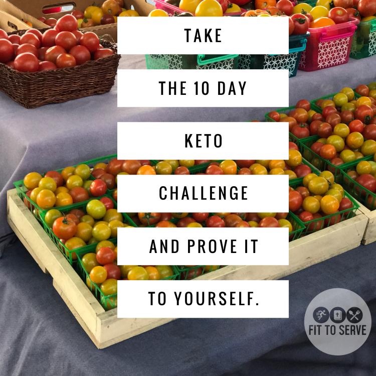 10 Day Keto Challenge