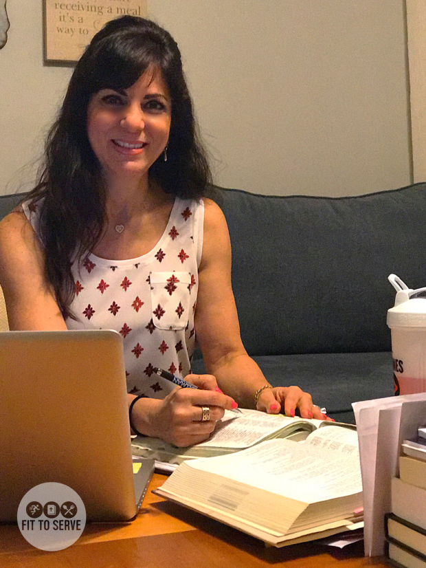 Pastor Yvette Gallinar's 3 tips to stay organized.